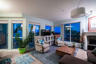 """Photo 6: 407 8420 JELLICOE Street in Vancouver: South Marine Condo for sale in """"THE BOARDWALK"""" (Vancouver East)  : MLS®# R2618056"""