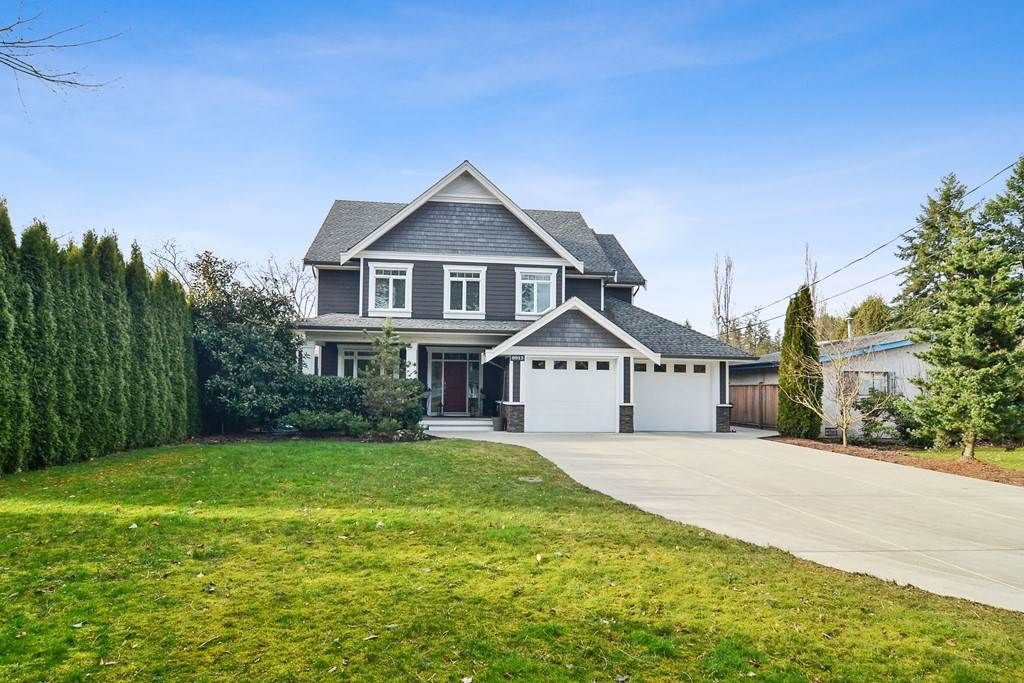 """Main Photo: 8913 MOWAT Street in Langley: Fort Langley House for sale in """"Fort Langley Village"""" : MLS®# R2545349"""