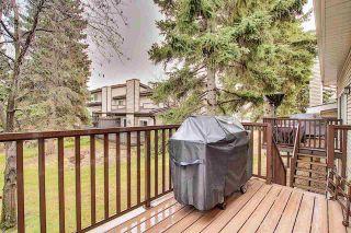 Photo 27: 15126 45 Avenue in Edmonton: Zone 14 Townhouse for sale : MLS®# E4219666