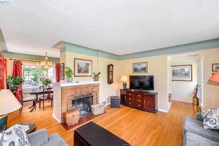 Photo 2: 2281 Edgelow St in VICTORIA: SE Arbutus Half Duplex for sale (Saanich East)  : MLS®# 762582