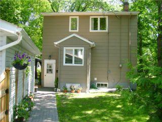 Photo 16: 245 WILDWOOD J Park in WINNIPEG: Fort Garry / Whyte Ridge / St Norbert Residential for sale (South Winnipeg)  : MLS®# 1011794