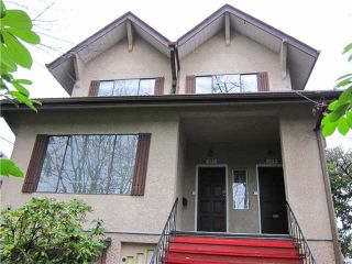 Photo 2: 249 251 W 18TH Avenue in Vancouver: Cambie House for sale (Vancouver West)  : MLS®# V875841