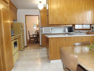 Photo 6: 16 Litz Place in WINNIPEG: East Kildonan Residential for sale (North East Winnipeg)  : MLS®# 1501673