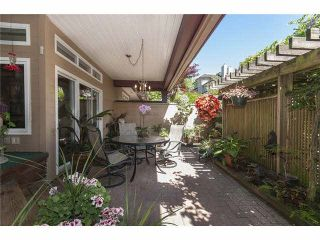 """Photo 14: 11 3980 CANADA Way in Burnaby: Burnaby Hospital Townhouse for sale in """"LODGES AT CADCADE VILLAGE"""" (Burnaby South)  : MLS®# V1131083"""