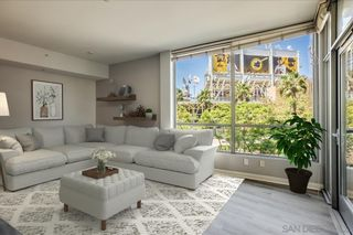 Photo 1: DOWNTOWN Condo for sale : 2 bedrooms : 253 10th Ave #321 in San Diego