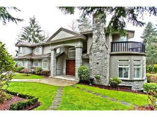 """Photo 1: 8288 GOVERNMENT Road in Burnaby: Government Road House for sale in """"GOVERNMENT ROAD"""" (Burnaby North)  : MLS®# V907861"""