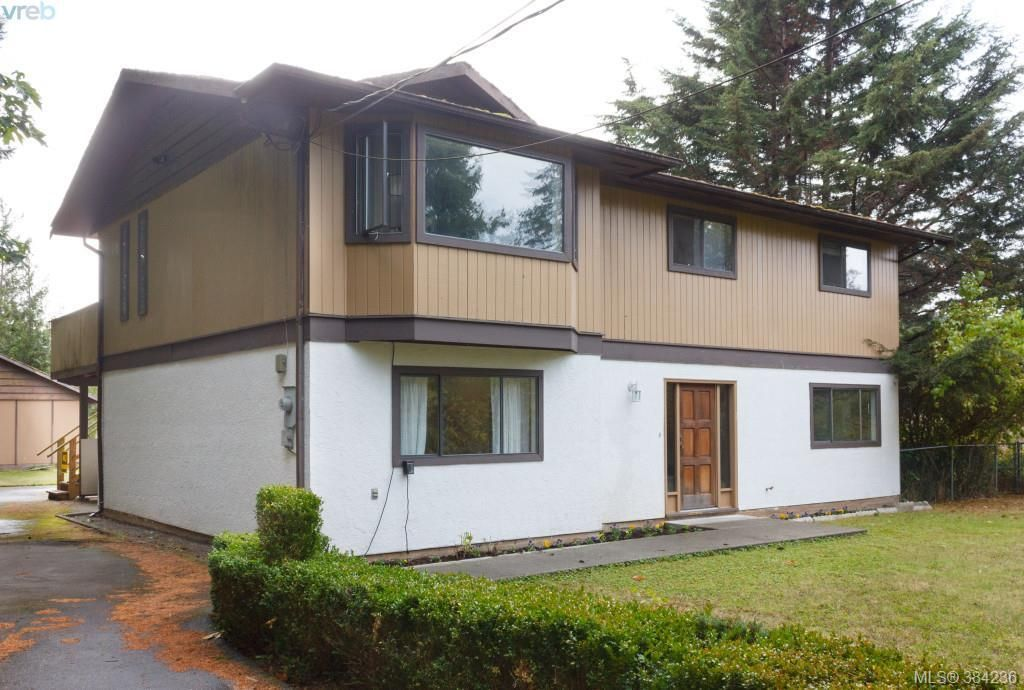 Main Photo: 1575 Kersey Rd in BRENTWOOD BAY: CS Brentwood Bay House for sale (Central Saanich)  : MLS®# 772288