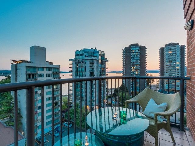 Main Photo: 801 1520 HARWOOD Street in Vancouver: West End VW Condo  (Vancouver West)  : MLS®# V1128758