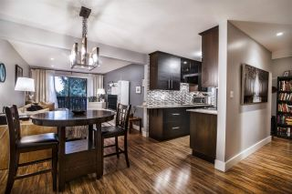 "Photo 1: 57 1825 PURCELL Way in North Vancouver: Lynnmour Townhouse for sale in ""Lynnmour South"" : MLS®# R2515943"