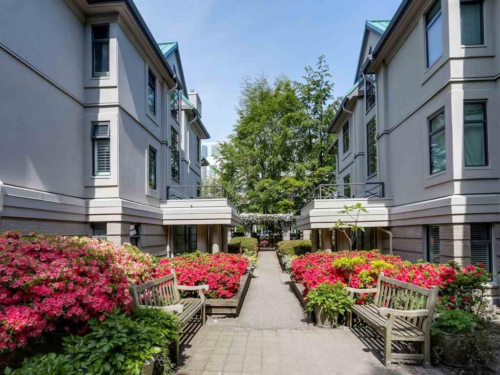 Main Photo: E108-628 W 12th Avenue in Vancouver: Fairview VW Condo for sale (Vancouver West)
