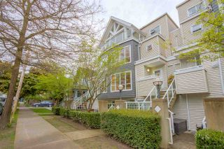 "Photo 19: 758 W 15TH Avenue in Vancouver: Fairview VW Townhouse for sale in ""Sixteen Willows"" (Vancouver West)  : MLS®# R2166051"