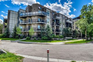 Photo 3: 118 823 5 Avenue NW in Calgary: Sunnyside Apartment for sale : MLS®# A1090115