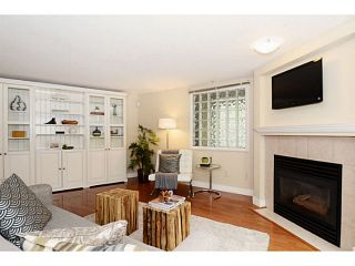 "Photo 4: 101 789 W 16TH Avenue in Vancouver: Fairview VW Condo for sale in ""CAMBIE VILLAGE"" (Vancouver West)  : MLS®# V1071791"