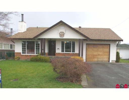 Main Photo: 46523 MAPLE Avenue in Chilliwack: Chilliwack E Young-Yale House for sale : MLS®# H2801496