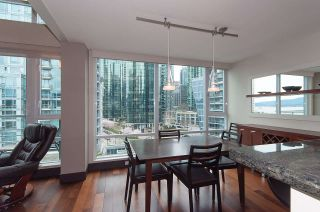 "Photo 6: 803 590 NICOLA Street in Vancouver: Coal Harbour Condo for sale in ""CASCINA"" (Vancouver West)  : MLS®# R2045601"