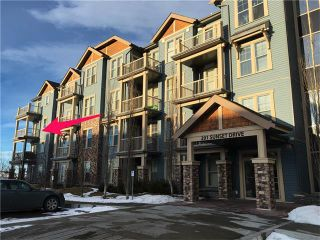 Photo 1: 301 201 SUNSET Drive: Cochrane Condo for sale : MLS®# C4046506
