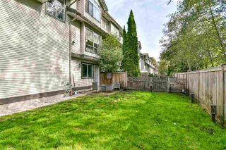 Photo 19: 51 2450 LOBB AVENUE in Port Coquitlam: Mary Hill Townhouse for sale : MLS®# R2212961
