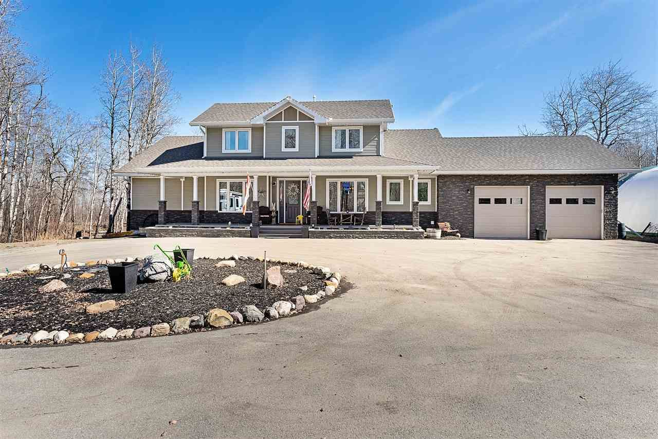 Main Photo: 374 20212 TWP RD 510 Road: Rural Strathcona County House for sale : MLS®# E4237040