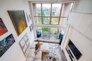 """Photo 23: 502 1529 W 6TH Avenue in Vancouver: False Creek Condo for sale in """"South Granville Lofts"""" (Vancouver West)  : MLS®# R2518906"""