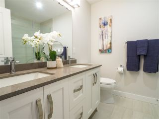 """Photo 15: 60 1188 MAIN Street in Squamish: Downtown SQ Townhouse for sale in """"Soleil at Coastal Village"""" : MLS®# R2467472"""