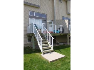 Photo 2: 82 CRYSTAL SHORES Cove: Okotoks Townhouse for sale : MLS®# C3619888