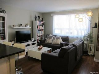 Photo 3: 308 212 Greenway Crescent West in Winnipeg: Condominium for sale (5H)  : MLS®# 1809619