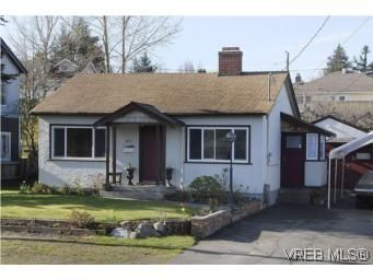 Main Photo: 571 Ker Ave in VICTORIA: SW Gorge House for sale (Saanich West)  : MLS®# 532080