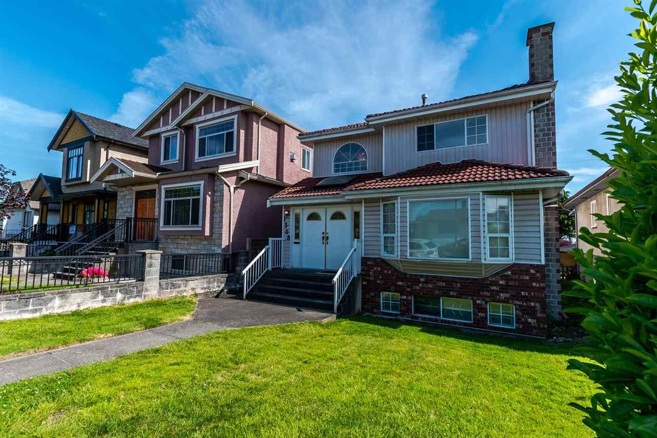 Main Photo: 1308 E 57TH Avenue in Vancouver: South Vancouver House for sale (Vancouver East)  : MLS®# R2205378