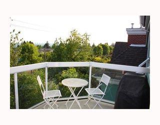 Photo 7: 303 - 1695 Augusta Avenue in Burnaby: Simon Fraser Univer. Condo for sale (Burnaby North)  : MLS®# V780603