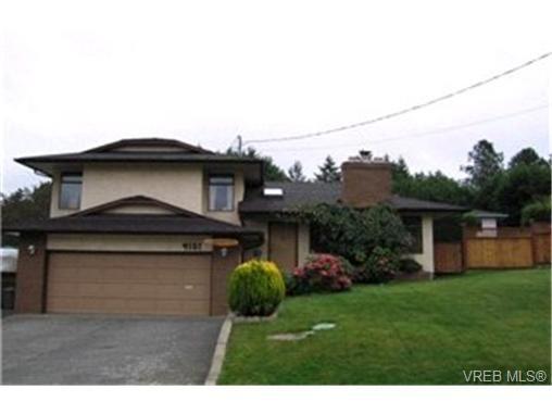 Main Photo:  in VICTORIA: SE High Quadra House for sale (Saanich East)  : MLS®# 379913