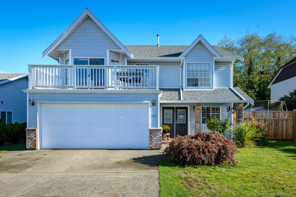 Main Photo: 311 Carmanah Dr in : CV Courtenay East House for sale (Comox Valley)  : MLS®# 858191
