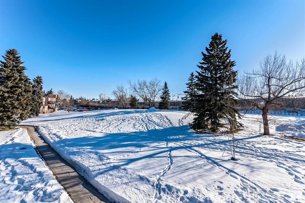 Unit 15D 80 Galbraith Dr SW  is an 8 minute walk from Mount Royal University