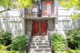 """Photo 5: 202 668 W 6TH Avenue in Vancouver: Fairview VW Townhouse for sale in """"The Bohemia"""" (Vancouver West)  : MLS®# R2596891"""