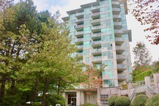 """Main Photo: 1109 2733 CHANDLERY Place in Vancouver: South Marine Condo for sale in """"River Dance"""" (Vancouver East)  : MLS®# R2545597"""