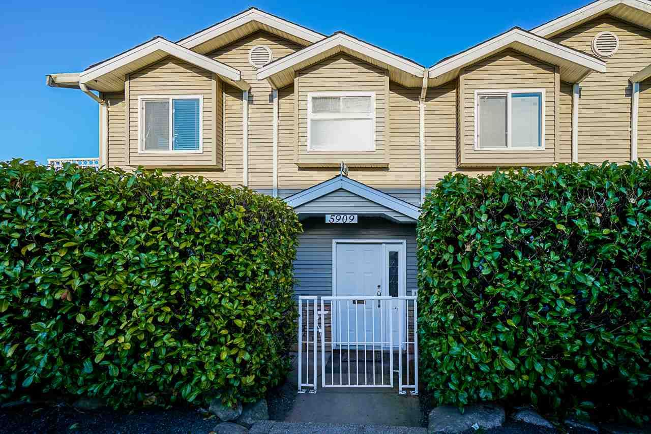 Main Photo: 5909 SPROTT Street in Burnaby: Central BN 1/2 Duplex for sale (Burnaby North)  : MLS®# R2564662