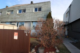 Photo 3: 4 523 64 Avenue NE in Calgary: Thorncliffe Row/Townhouse for sale : MLS®# A1090727
