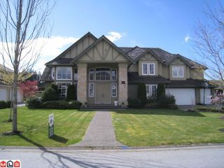 """Photo 1: 2283 135A Street in Surrey: Elgin Chantrell House for sale in """"Chantrell Estates"""" (South Surrey White Rock)  : MLS®# F1009265"""