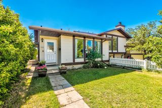 Photo 1: 115 Ranch Glen Place NW in Calgary: Ranchlands Semi Detached for sale : MLS®# A1143788