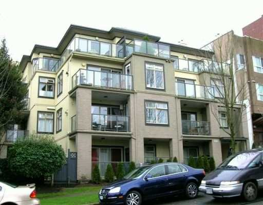 Main Photo: 302 980 W 21ST AV in Vancouver: Cambie Condo for sale (Vancouver West)  : MLS®# V576435
