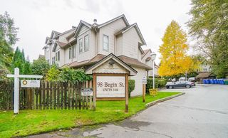 """Photo 1: 29 98 BEGIN Street in Coquitlam: Maillardville Townhouse for sale in """"Le Parc"""" : MLS®# R2625575"""