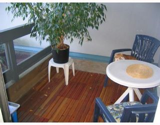 "Photo 5: 101 1365 W 4TH Avenue in Vancouver: False Creek Condo for sale in ""GRANVILLE ISLAND VILLAGE"" (Vancouver West)  : MLS®# V656984"