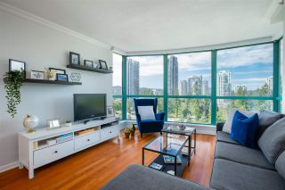 Photo 2: 1202 3071 GLEN DRIVE in Coquitlam: North Coquitlam Condo for sale : MLS®# R2478406