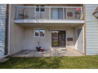 Photo 16: 40 Dalhousie Drive in Winnipeg: University Heights Condominium for sale (1K)  : MLS®# 1709220
