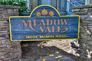 "Photo 20: 53 19034 MCMYN Road in Pitt Meadows: Mid Meadows Townhouse for sale in ""MEADOWVALE"" : MLS®# R2302301"