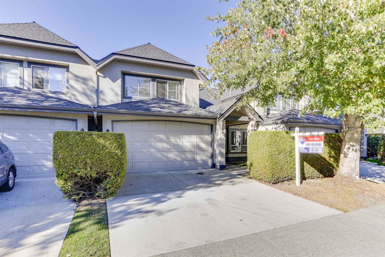 Main Photo: 4885 47 Avenue in Delta: Ladner Elementary Townhouse for sale (Ladner)  : MLS®# R2496861
