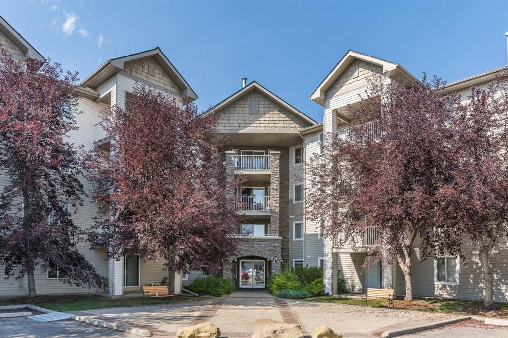 Main Photo: 408 3000 Somervale Court SW in Calgary: Somerset Apartment for sale : MLS®# A1146188