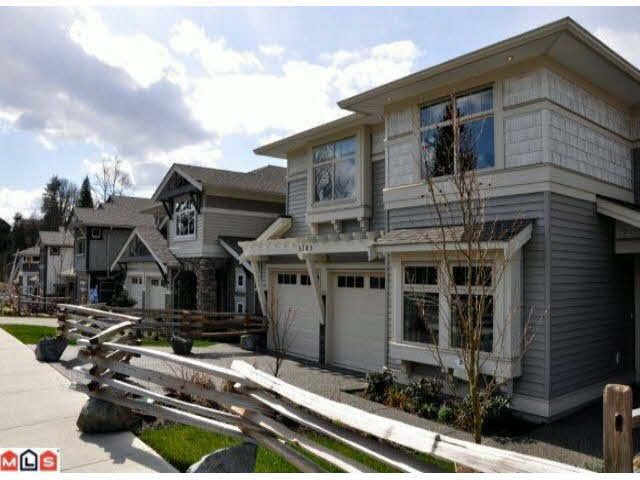 Main Photo: 3143 LUKIV TERRACE in : Central Abbotsford House for sale : MLS®# F1205136
