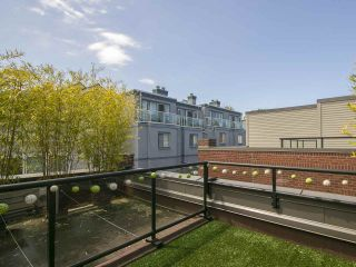 "Photo 15: 854 W 6TH Avenue in Vancouver: Fairview VW Townhouse for sale in ""BOXWOOD GREEN"" (Vancouver West)  : MLS®# R2184606"