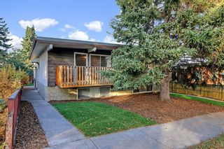 Photo 1: 228 27 Avenue NW in Calgary: Tuxedo Park Semi Detached for sale : MLS®# A1043141