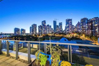 Photo 5: 801 1383 MARINASIDE CRESCENT in Vancouver: Yaletown Condo for sale (Vancouver West)  : MLS®# R2244068